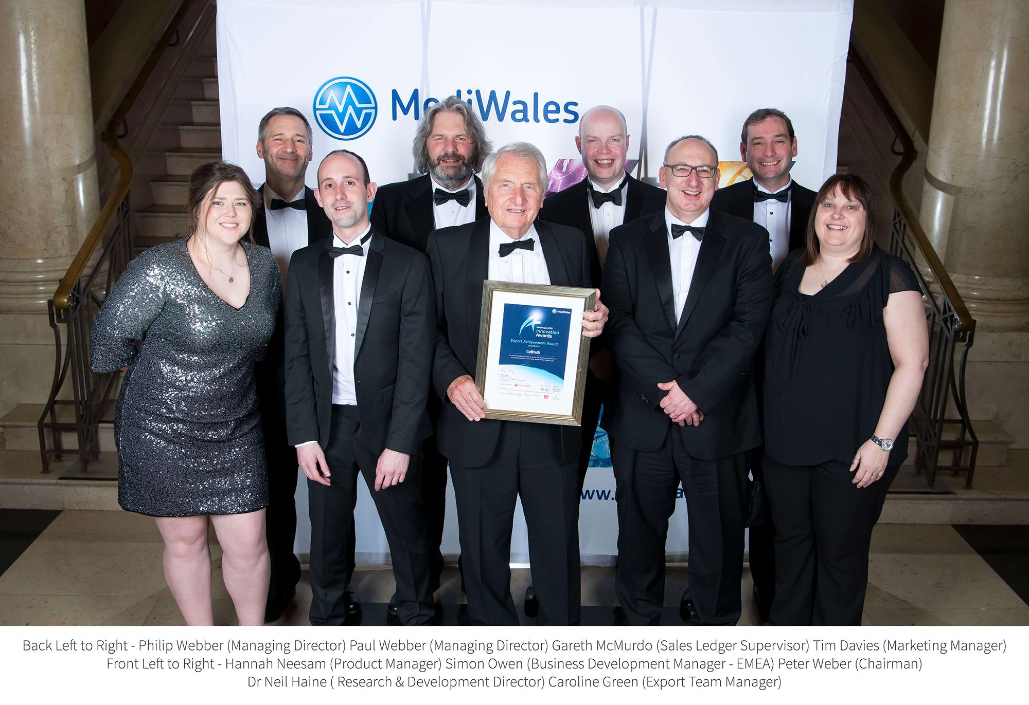 mediwales-award-winners