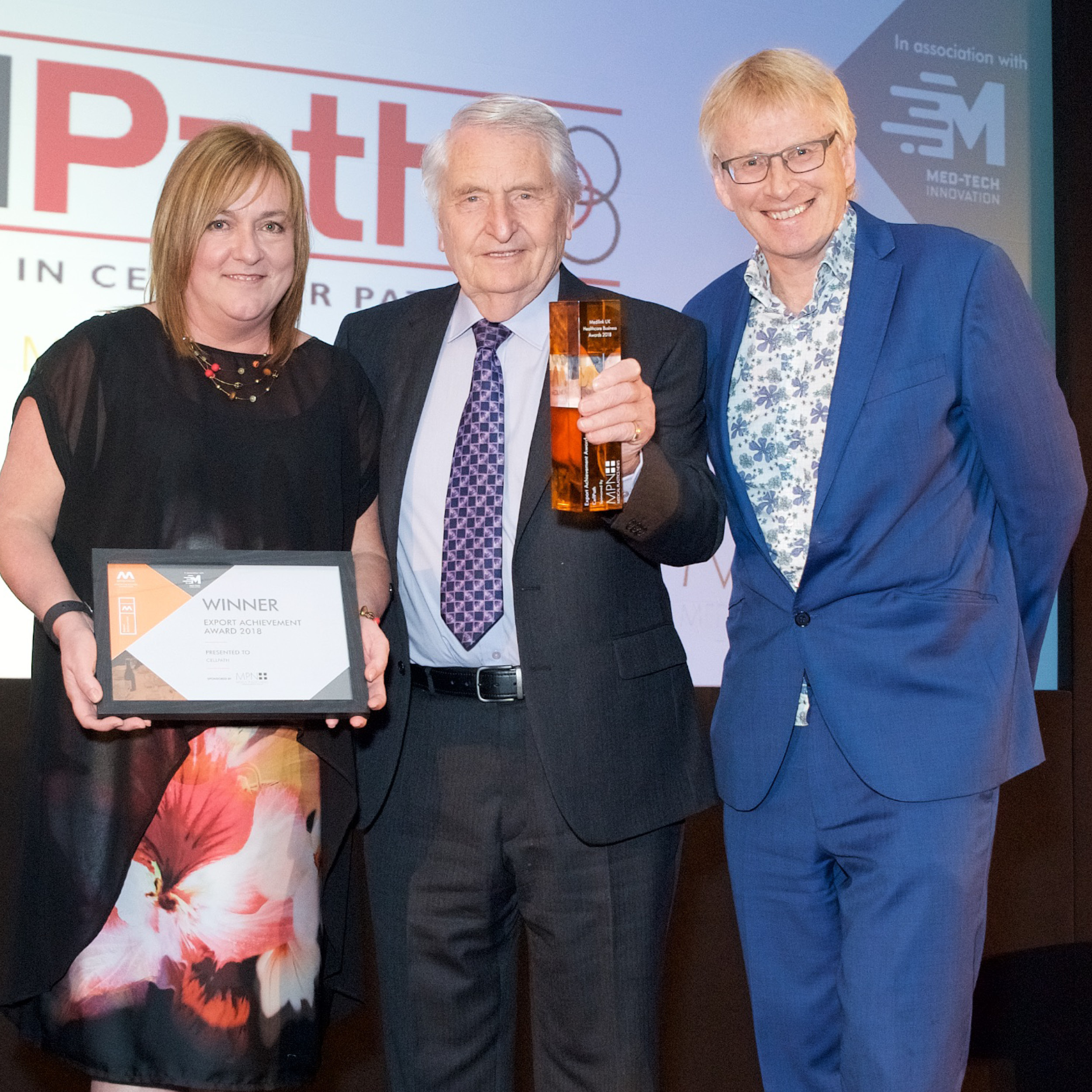 CellPath Toasts MediLink Awards Success