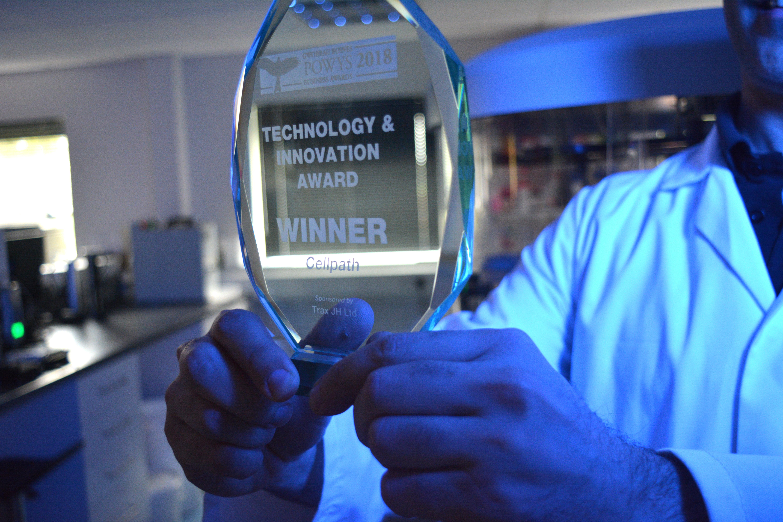 CellPath Win Technology & Innovation Award