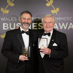 Double win for CellPath at Welsh Business Awards
