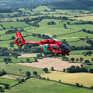 CellPath Donates £1,000 to Welsh Air Ambulance