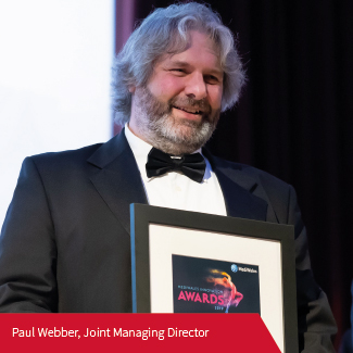 Paul Webber CellPath Joint Managing Director