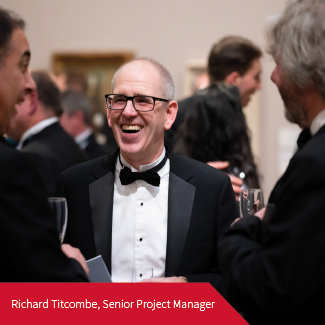 Richard Titcombe CellPath Senior Project Manager